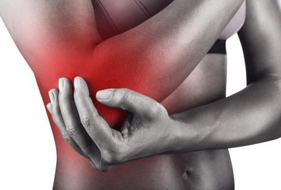 Tennis elbow brace or strap for tennis elbow pain
