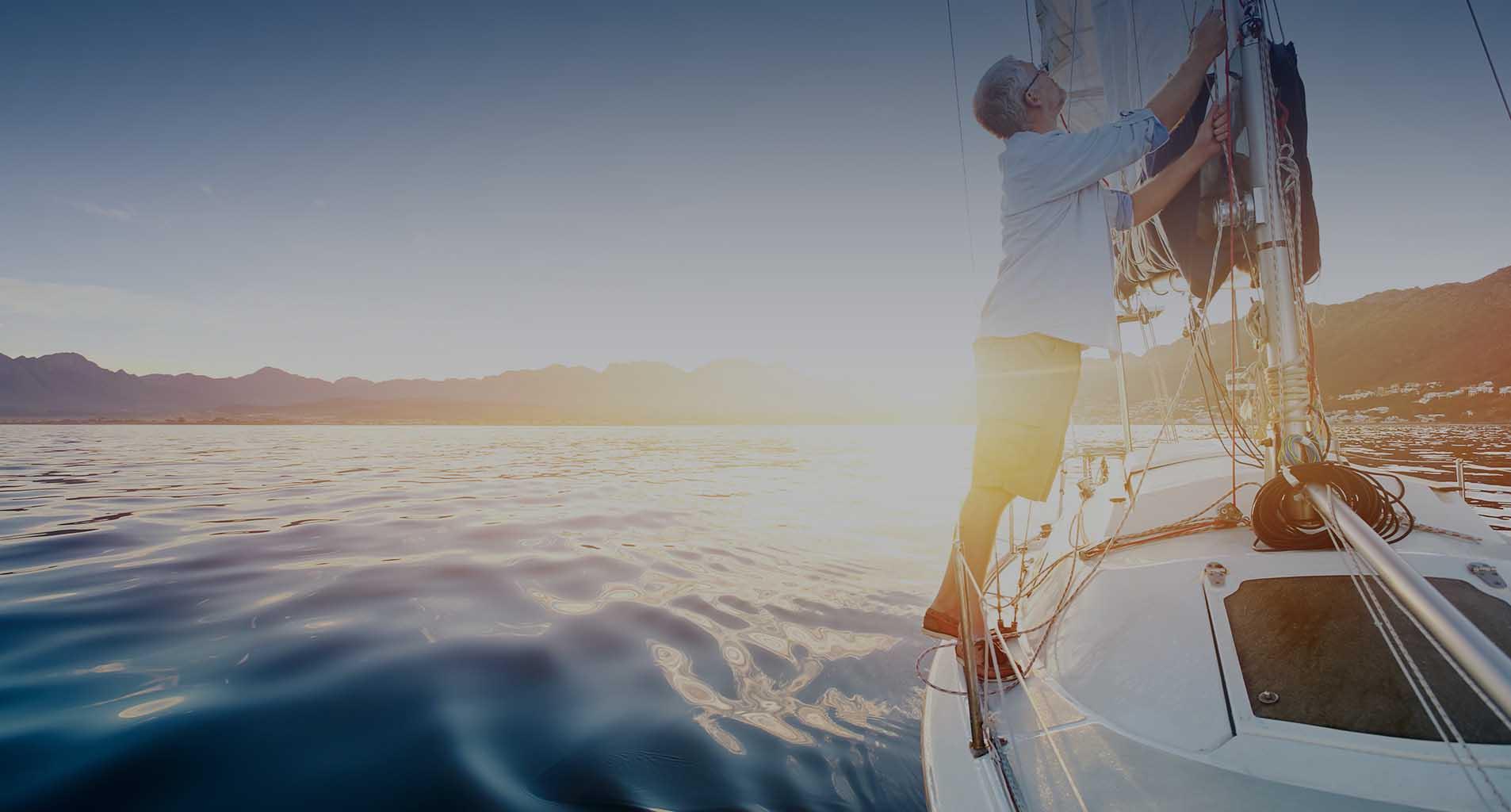 knee brace sailing