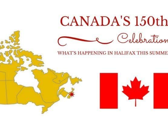 Canada's 150th in Halifax