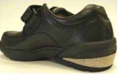 SACH heel orthopedic shoes