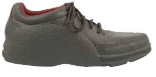 medial pad orthopedic shoe